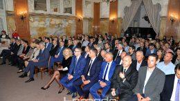 FOTO Prigodnom svečanošću u Guvernerovoj palači obilježena 20. obljetnica županijskih lučkih uprava