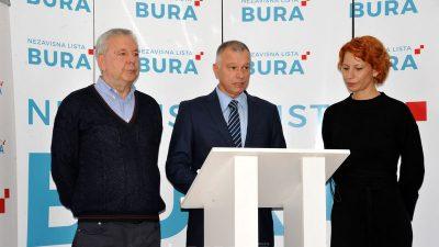 Burić: Zbog loše odluke gradonačelnika Obersnela, građani tuđe dugove plaćaju kroz veću komunalnu naknadu