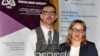 """FOTO Gradskoj knjižnici Rijeka uručena nagrada """"Knjižnica godine 2019."""""""