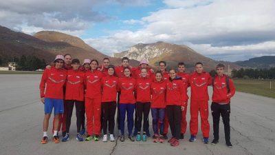 Hrvatska reprezentacija za koju su trčali i Ana Tibljaš i Luka Vukelić osvojila četvrto mjesto na Prvenstvu Balkana u krosu