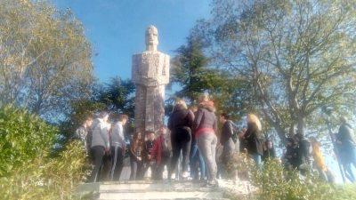 U OKU KAMERE U sklopu programa Zavičajna povijest četrdesetak srednjoškolaca posjetilo Kastav