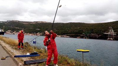 U OKU KAMERE Ribarilo se unatoč kiši i jugu: Održan 8. Kup Kostrene u sportskom ribolovu