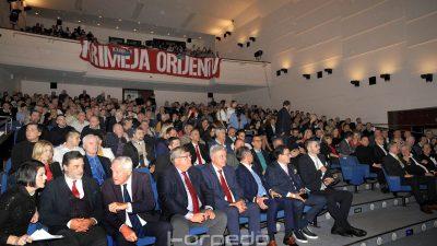 FOTO Svečano proslavljen 100. rođendan 'črljeno-belih': Orijent je više od kluba, čvrsti identitet Sušaka i Rijeke