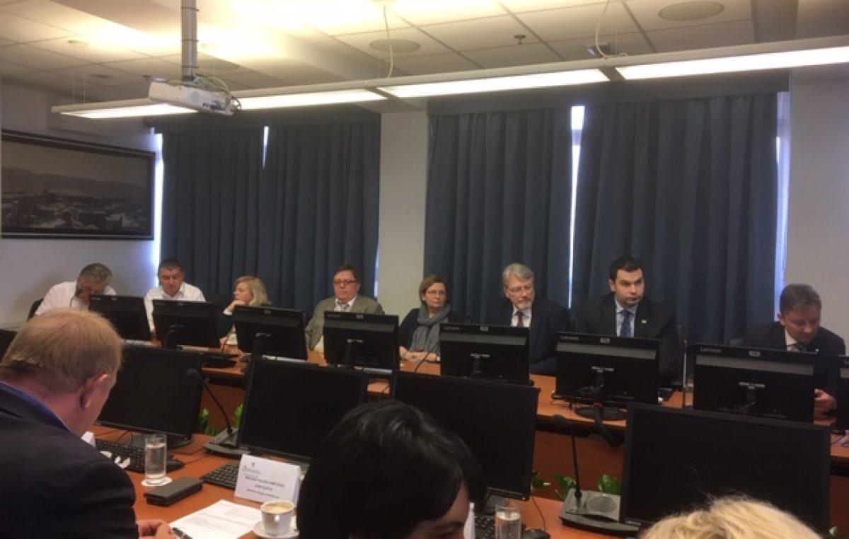 Održana sjednica Gospodarsko-socijalnog vijeća PGŽ-a – Optimistične najave o stabiliziranju poslovanja 3. maja