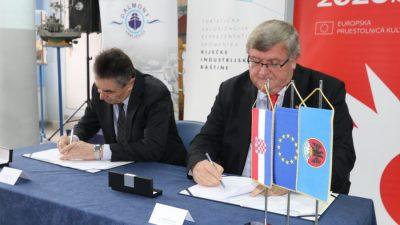 Potpisan ugovor o obnovi broda Galeb: Radovi vrijedni 58,5 milijuna kuna potrajat će 14 mjeseci
