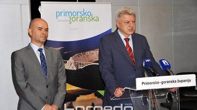 Press kolegij PGŽ – Planirani županijski proračun za iduću godinu narasti će za gotovo 400 milijuna kuna