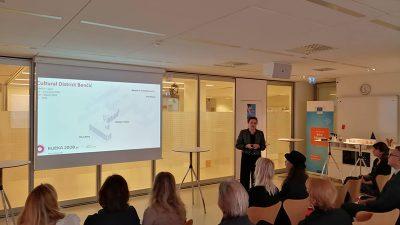 Projekt Rijeka 2020 – EPK predstavljen u glavnom gradu Švedske