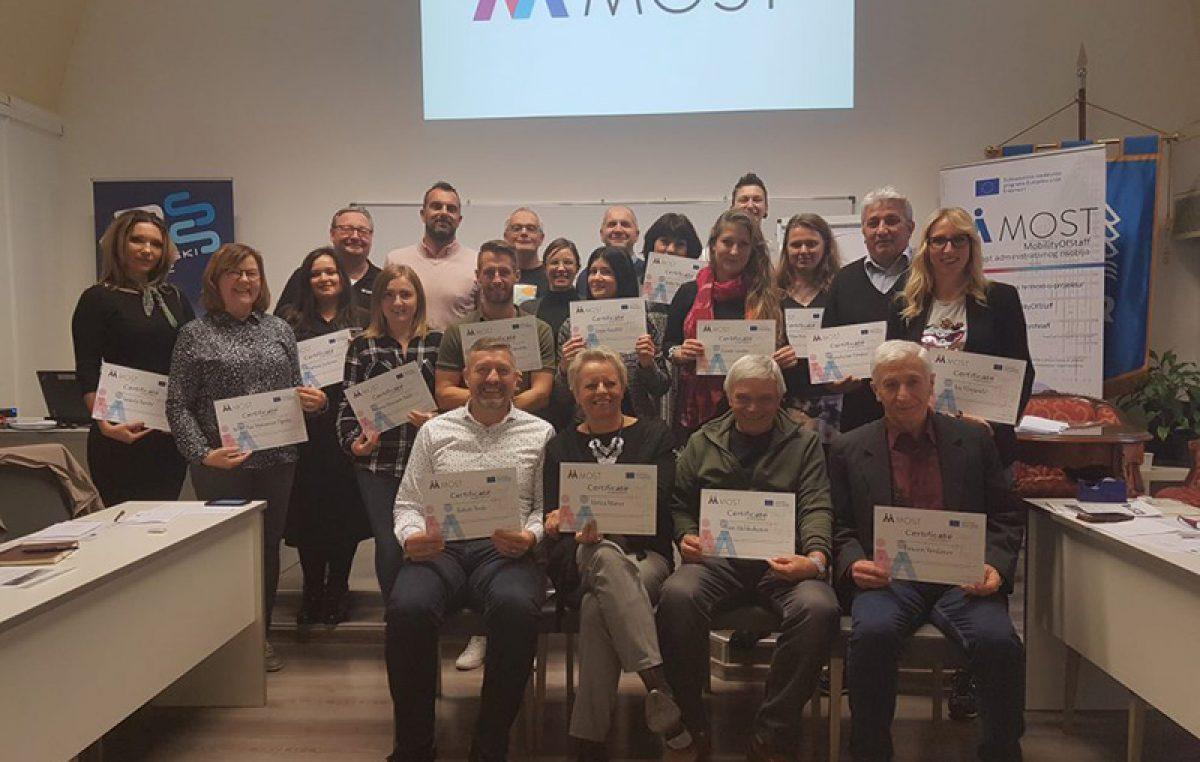 Novi uspjeh Riječkog sportskog saveza – Provedeni projekt MObility of STaff izabran kao primjer dobre prakse
