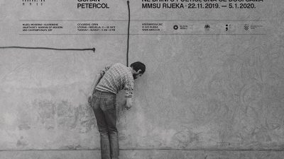 """Retrospektivna izložba Gorana Petercola """"Ne brini o poetici, ona će doći sama"""" otvara se u petak u MMSU"""