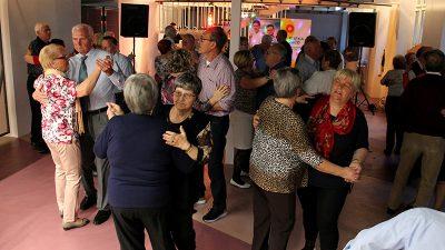 Najavljen zadnji ovogodišnji plesnjak za umirovljenike i starije osobe