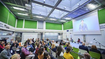 Riječki model uvođenja Građanskog odgoja u škole izdvojen kao primjer dobre prakse na Edu4Europe forumu u Strasbourgu
