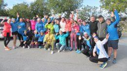 Torpedo Runnersi odradili još jedan naporan trkački vikend – Premijera u Malinskoj, podrška Zimskoj ligi i počast Ivanu Stareku