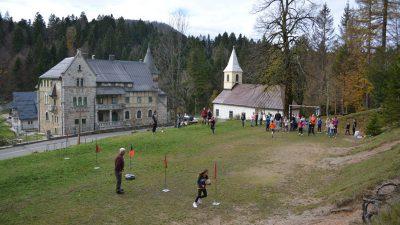 U sklopu projekta RiMove za riječke osnovnoškolce organiziran dvodnevni sportski izlet u Staru Sušicu