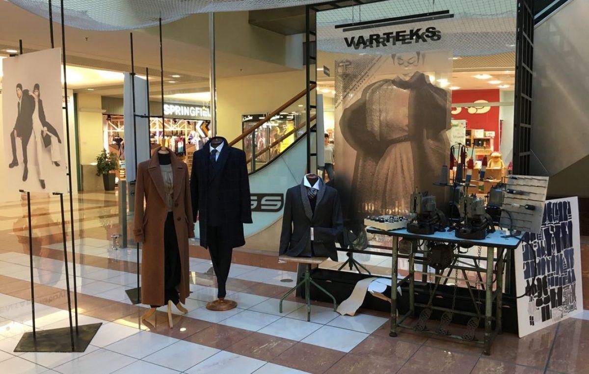 Priče koje kroje Varteks – Dio postava velike izložbe u Tower Centru Rijeka