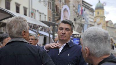 Predsjednik Milanović: Ljudi, izađite u nedjelju na izbore