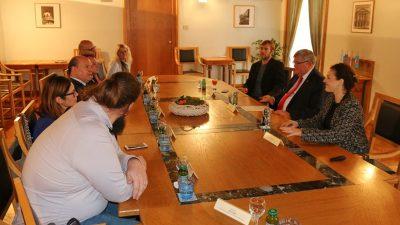 Predstavnici Pirana posjetili Rijeku i susreli se s vodećim ljudima grada i projekta Rijeka 2020 EPK