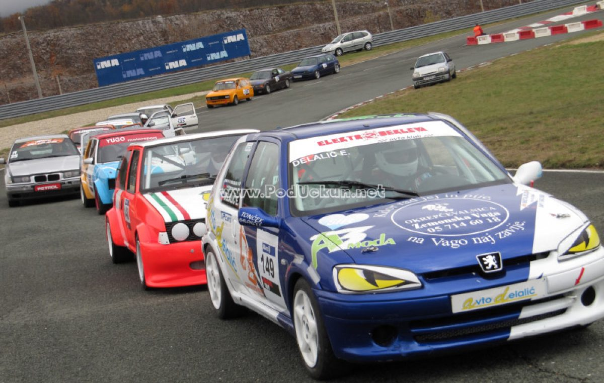 Petorica odlučuju o prvaku Formule driver – Na Automotodromu Grobnik zaključuje se službena sezona