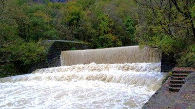 VIDEO/FOTO Rijeka danas pod 'opsadom kiše' – Nabujala Rječina pokazala punu 'moć vode'