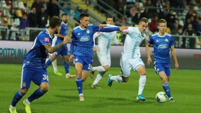 Rijeka 'pala' u Zagrebu: Dinamo ranim pogotkom i 'kanonadom' u završnici svladao 'bijele'