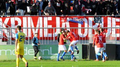 Orijent fanovima priuštio napetu 'golijadu' – U napetoj utakmici deblji kraj izvukao je Solin