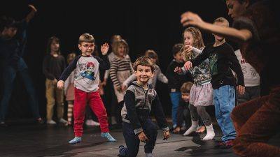 Djeca za djecu – U Filodrammatici otvoreno prvo izdanje Plesnog zbirkusa – festivala suvremenog plesa i novog cirkusa