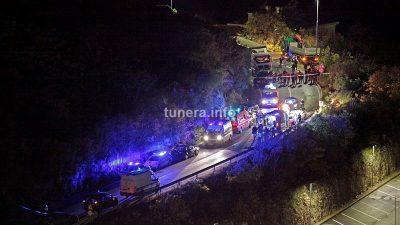 Vozilo s migrantima izazvalo nesreću s više ozlijeđenih @ Novi Vinodolski
