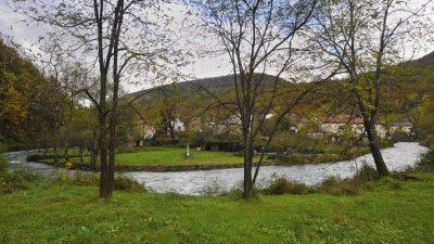 VIDEO Prekrasna riječka priroda u zlatnoj boji: Jesen na Rječini i oko nje
