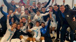 Novi uspjeh pomlatka: Rijeka pobijedila Istru 1961 u finalu županijskog Kupa