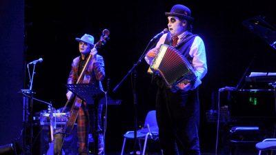 FOTO/VIDEO Anarhični trio The Tiger Lillies održao sjajan premijerni nastup pred riječkom publikom