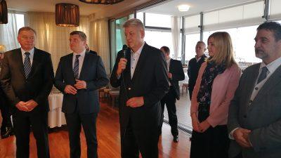 Predblagdansko druženje županijskih čelnika s urednicima, direktorima i novinarima riječkih medija
