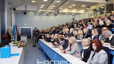 FOTO Građevinski fakultet Rijeka obilježio 50. obljetnicu djelovanja