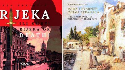 Agilna riječka izdavačka kuća Naklada Val u Puli predstavlja dvije hit knjige