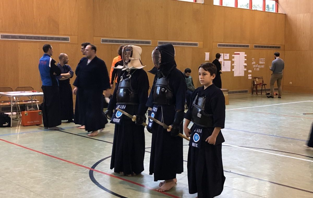 Novi uspjeh Kendo kluba Rijeka – Juniori se iz Salzburga vratili s 'berbom medalja'