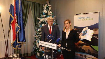 VIDEO Komadina i Ahmetović zabrinuti zbog ispuštanja otpadnog betona u more: Izvođač LNG terminala krši zakon