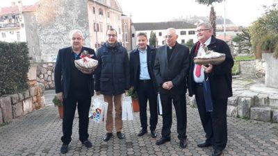 Održan tradicionalni blagdanski doručak Nadbiskupa i Gradonačelnika