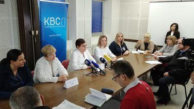 Uspješnom suradnjom neurologa, audiologa i fonijatara KBC-a Rijeka, po prvi je puta u Hrvatskoj apliciran toksin botulinuma u glasnice