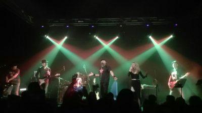 VIDEO Zabranjeno pušenje 'rasturilo' Pogon kulture: Rock legende protutnjale kroz 35 godina hitova