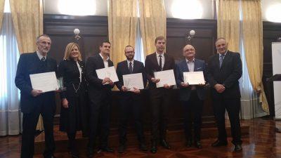 FOTO Svečana dodjela nagrada Zaklade Sveučilišta u Rijeci – Vladimiru Takšiću nagrada za životno djelo