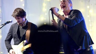 FOTO/VIDEO Kastav u 'žestokom ritmu': Jonathan pretvorio toplu zimsku noć u doživljaj iz rock kluba