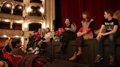 Razgovor s publikom o predstavi 'Mali princ': 'Najveći uspjeh je što će roditelji s djecom podijeliti emocije i doživljaje'