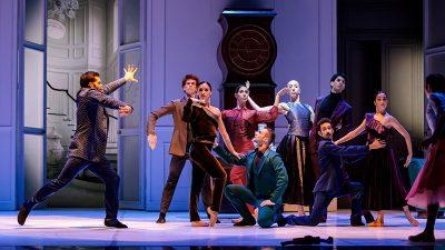 Nakon šest dugih godina riječka je publika konačno dočekala premijeru novog Orašara u HNK Ivana pl. Zajca