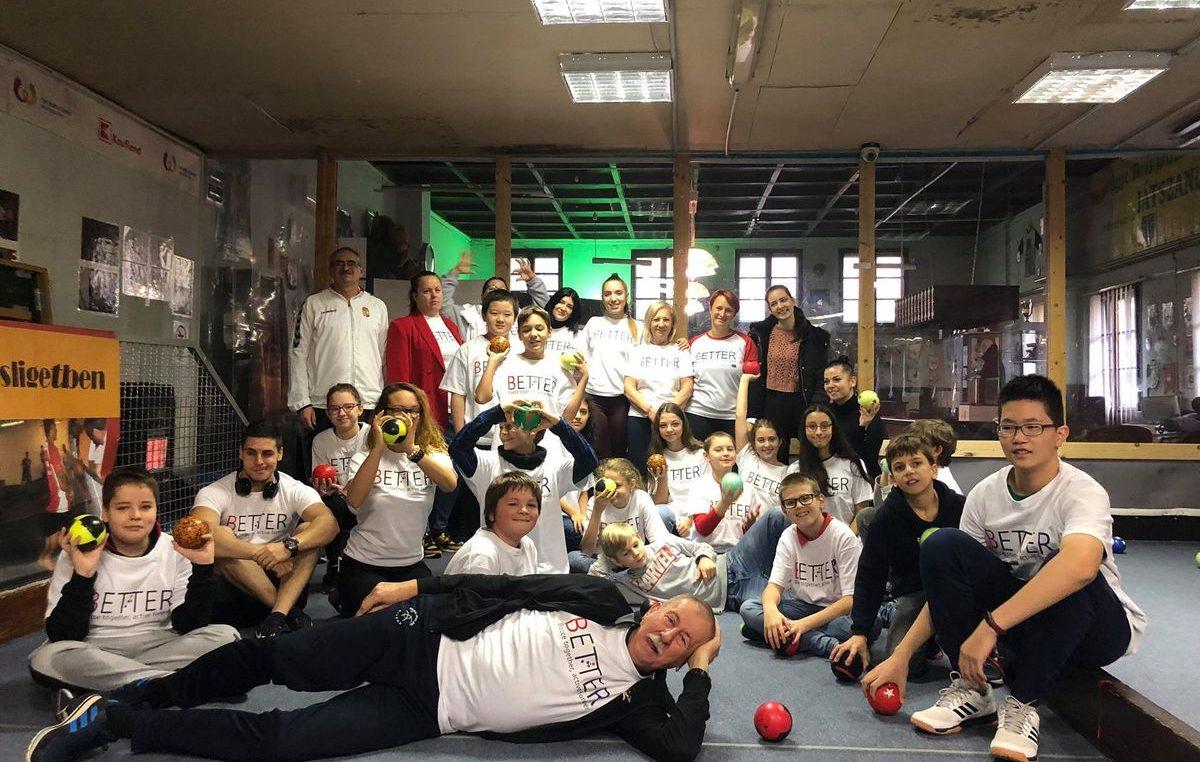 Riječki sportaši i treneri sudjelovali na radionici koja promiče boćanje u Budimpešti