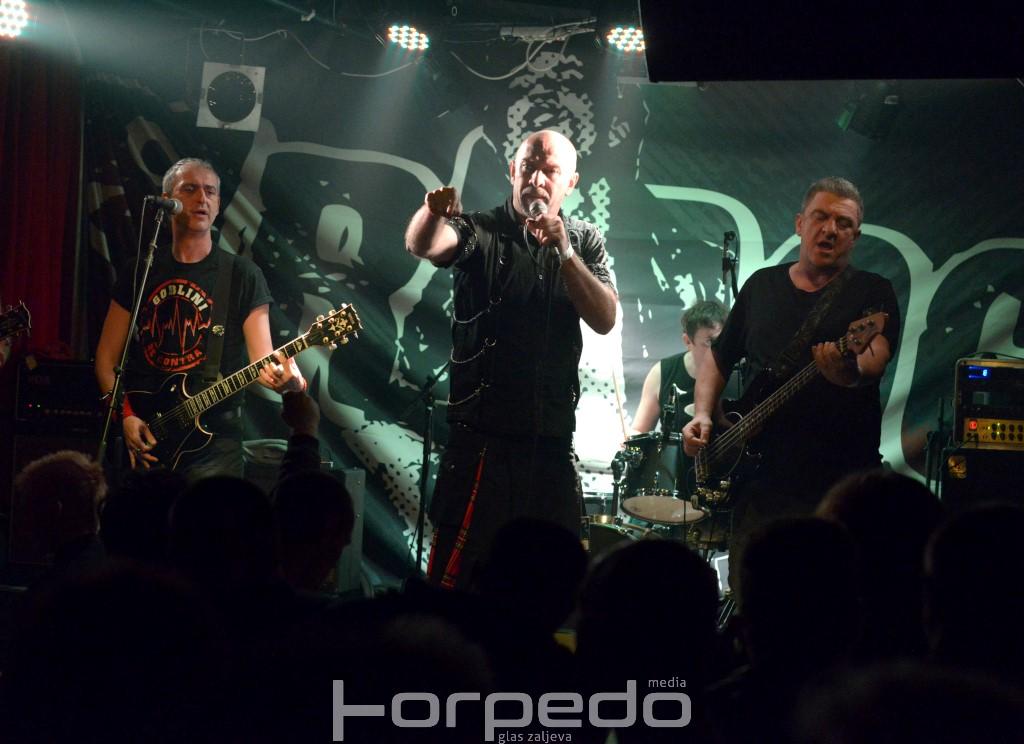 FOTO/VIDEO Počeo je Ri Rock festival: Uz mlade snage nastupio i legendarni punk bend Goblini