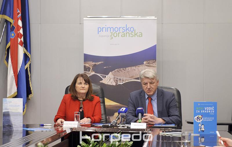 Županija predstavila dvije publikacije, Program zaštite zraka i Vodič za gradnju