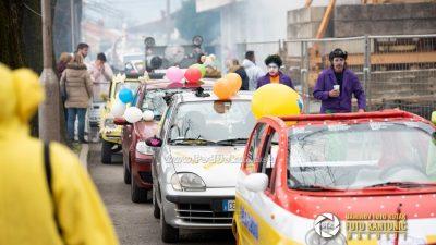 'Puknuti oktanci' 11. put projurili od Halubja do Liburnije i pokazali lude i kreativne maske