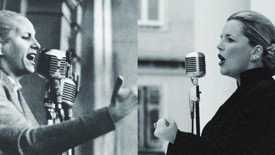 Don't cry for me Rijeka – Evita Peron će ove subote riječanima zapjevati s balkona zgrade poglavarstva