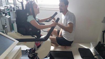 'Zajedno pomičemo granice nemogućeg i postižemo bolji hod uz robotsku rehabilitaciju'