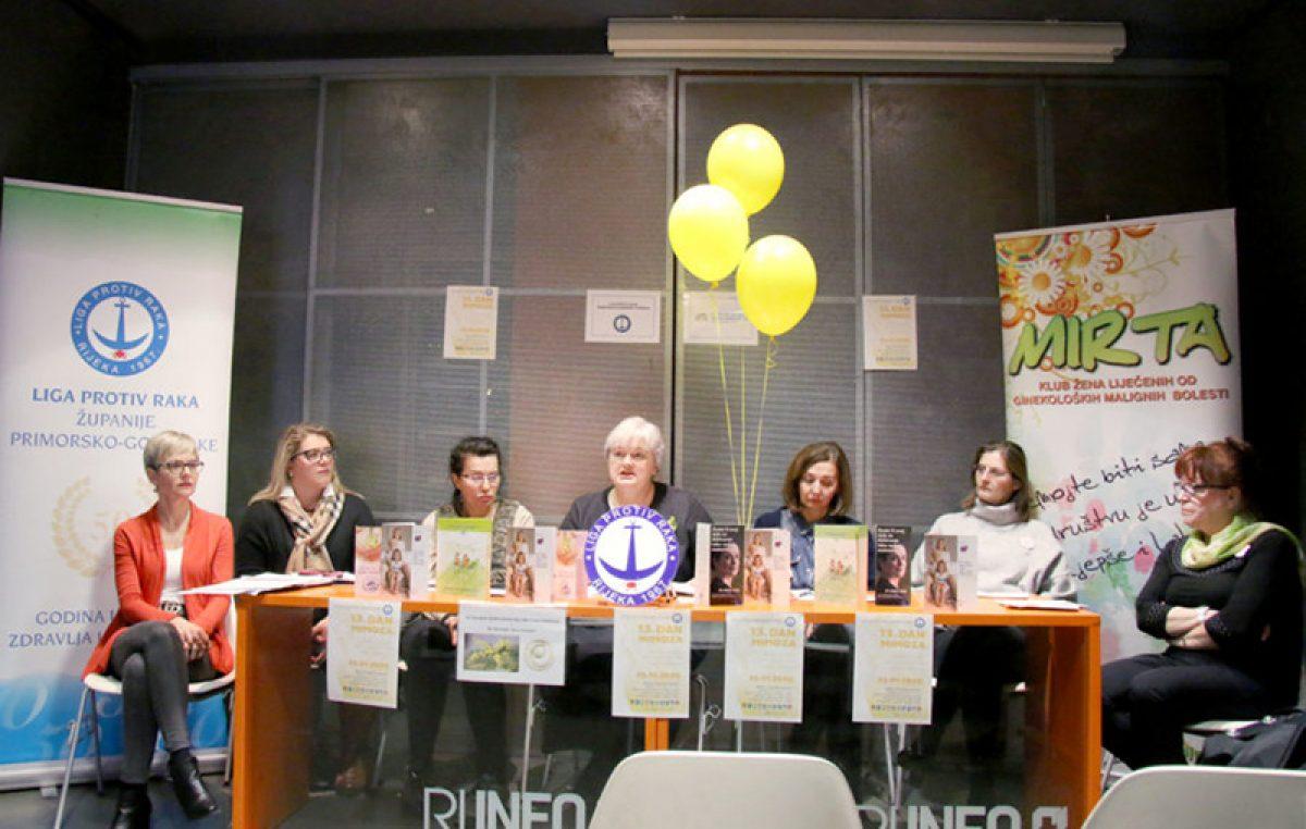 Najavljene aktivnosti povodom obilježavanja Dana mimoza – nacionalnog dana prevencije raka maternice