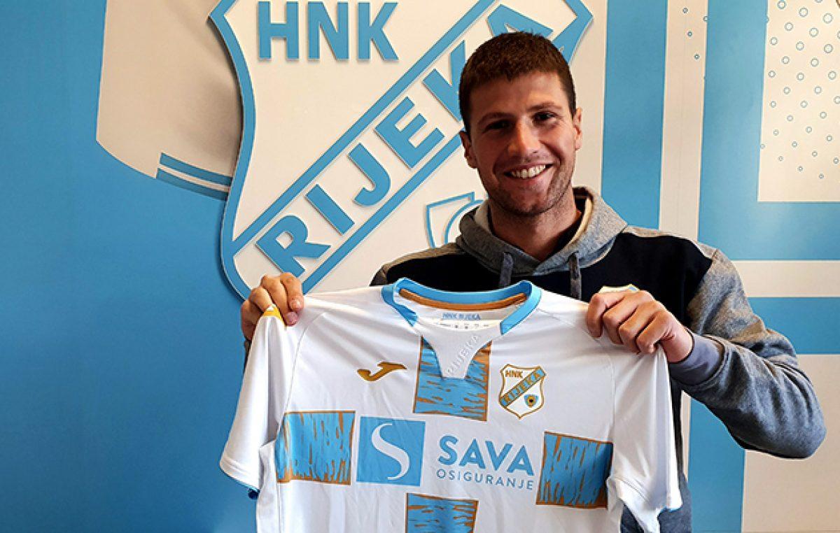 VIDEO Nino Galović novi igrač HNK Rijeka – 27-godišnji bivši igrač Slaven Belupa i Splita potpisao za bijele