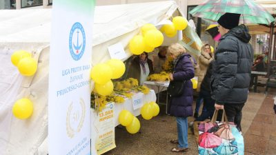 Obilježen Dan mimoza – Nacionalni dan prevencije raka vrata maternice i ginekoloških tumora
